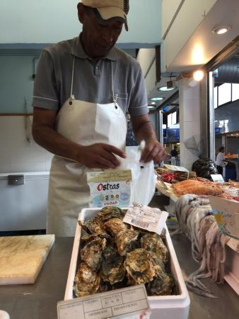 Marbella food market all you need to know before you go for The fish market del mar