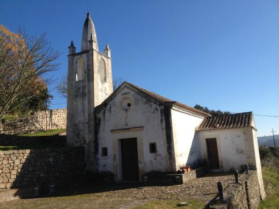 Belver, Portugalia: Exterior da eremida