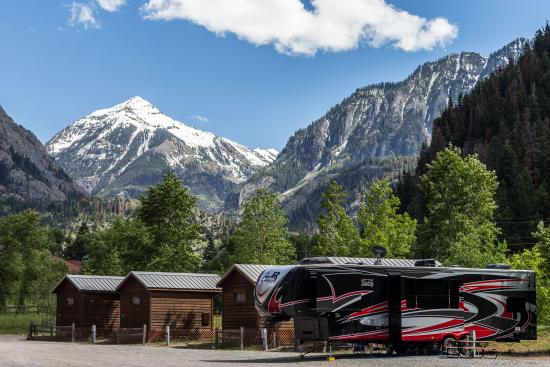 Ouray RV Park and Cabins