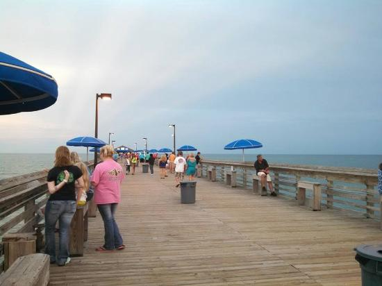 Pier At Garden City 1 Picture Of The Pier At Garden City Beach Garden City Beach Tripadvisor