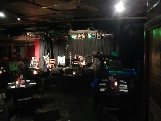 The Basement Nightclub, Sydney