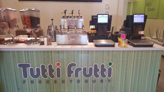 Tutti Frutti Frozen Yogurt of NC