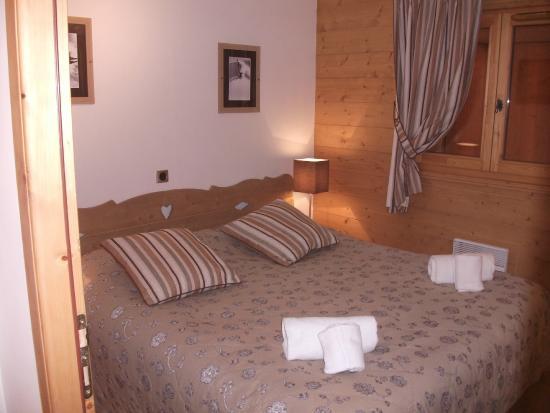 Residence CGH La Reine Des Pres: Chambre à coucher
