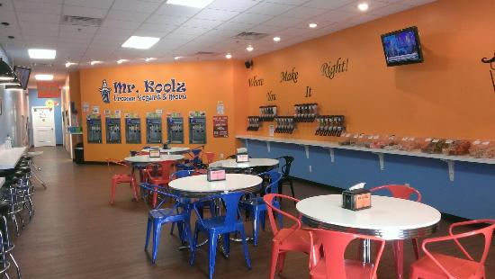 Mr Koolz Frozen Yogurt and More