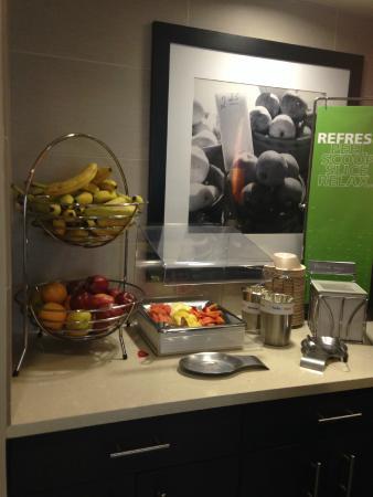 Hampton Inn San Francisco - Daly City: desayunador