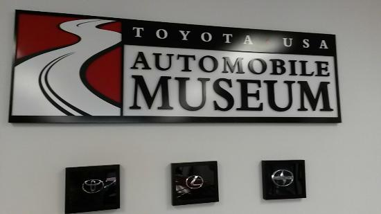 Toyota USA Automobile Museum: Title