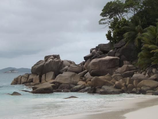 Isla Praslin, Seychelles: anse georgette