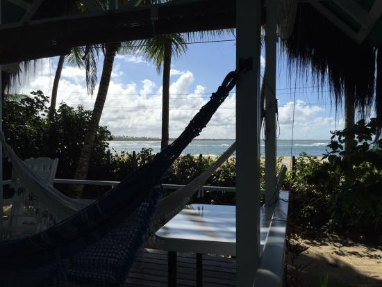 Pousada Vila Sereia : Vue du bungalow