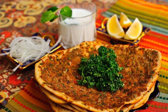 Ottoman Turkish Newcastle: Pre order lahmacun available order one day before