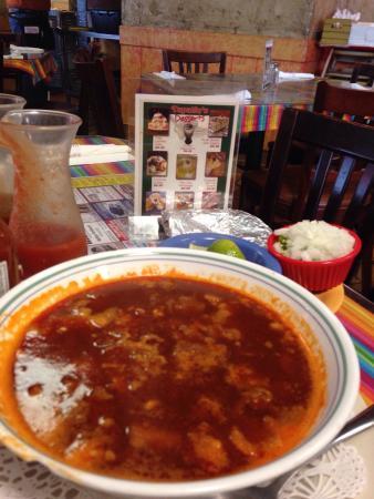 Tapatio's Restaurant Mexicano: Good stuff