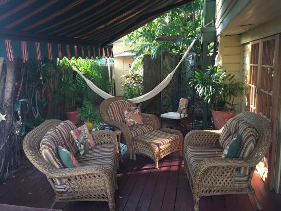 Jasmine House: Garden Suite