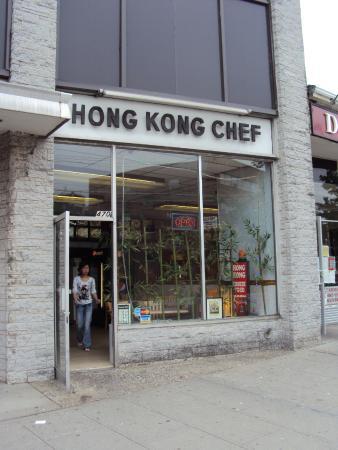Hong Kong Restaurant White Plains