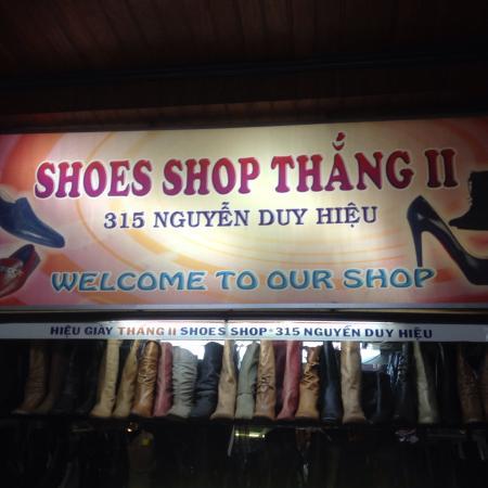 Thang II Shoe Shop