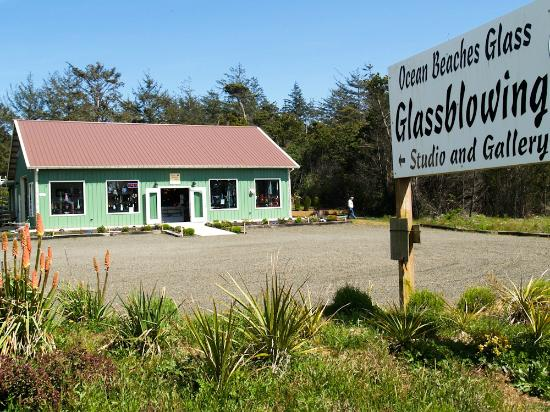 Seal Rock, OR: Ocean Beaches Glassblowing & Gallery