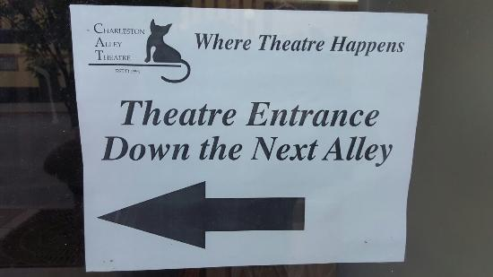 Charleston Alley Theater - CAT: CAT