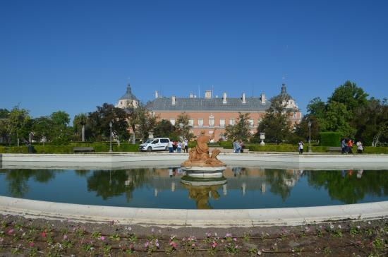 palacio real de aranjuez picture of hotel jardin de
