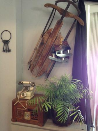 Beef & Ski : Rustic Decor