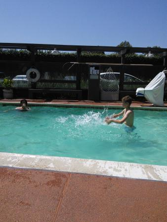 BEST WESTERN PLUS Executive Inn: Pool fun!