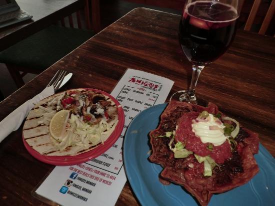 AmiGos Mexican Grill : Tacos&Chilli Colorado