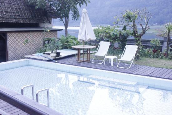 Kedisan Resort & Resto Apung: Kolam renang