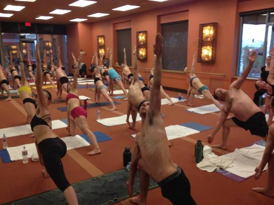 Bikram Yoga Plus Coachella Valley