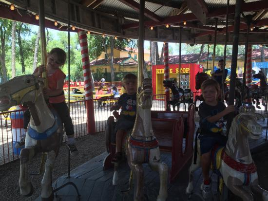 Kiddie Park Picture Of Kiddie Park San Antonio