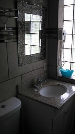 Kawkawlin, MI: Updated tile in bathroom