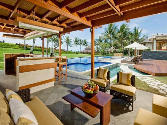 Villa Semarapura - Bar area