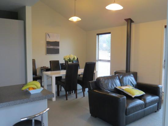 The Claremont Martinborough: 2 Bedroom apartment - Dining