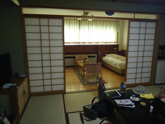 Yuzawa Grand Hotel: 和洋室