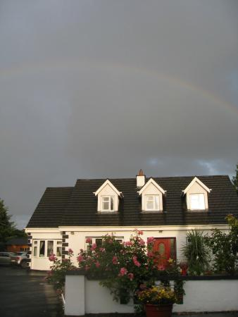 Rainbow over Briar Lodge