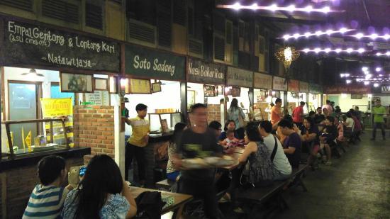 Paskal Food Market: Ragam pilihan Menu