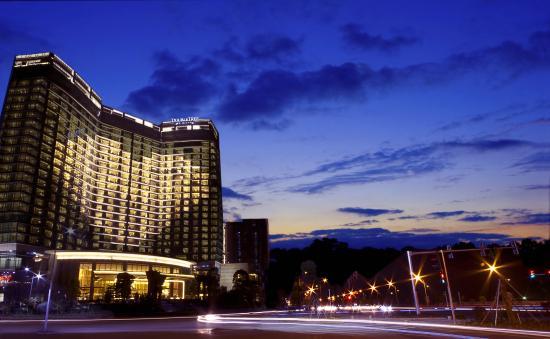 Heyuan, Chine : Hotel External