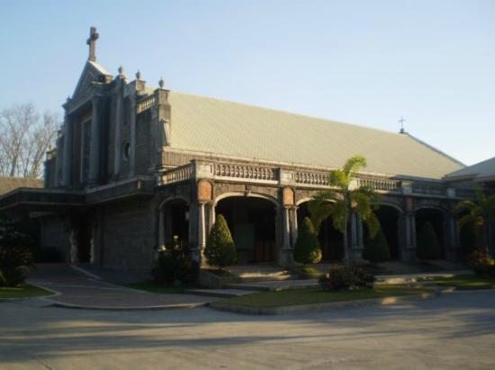 Quezon City, Filipinler: MONASTERIO DE SANTA CLARA IN BETIS PAMPANGA