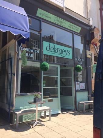 Delaneys The Sandwich Bar