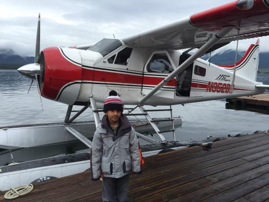 Mountain Air Service: Amazing flight and bear viewing at Traitor's Cove