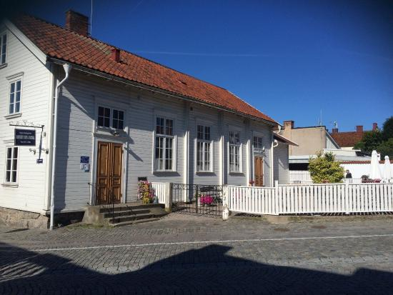 Nice in old church   review of ronneby cafe & matsal, ronneby ...