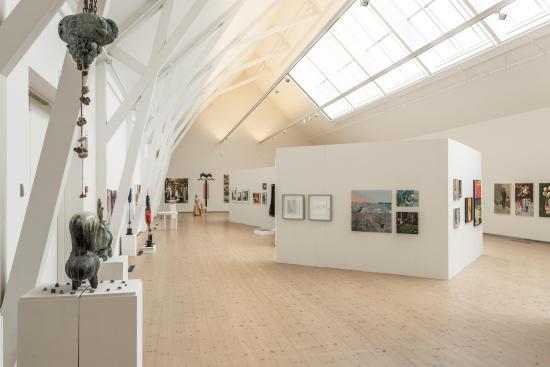 Museum Vandalorum: Exhibition october 2014: Now! Photo: John Nelander