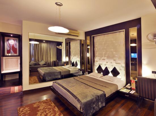Room Interiors - Picture of Shreyans Inn, New Delhi - TripAdvisor