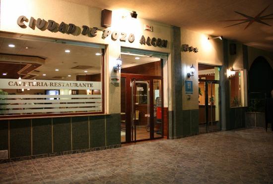 Hotel Ciudad Pozo Alcon