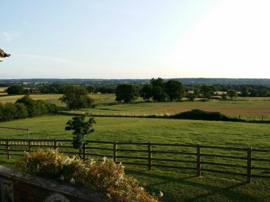 Haye Pastures Farm: Great views