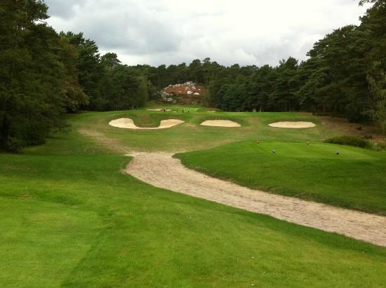 Golf de Fontainebleau : N°1