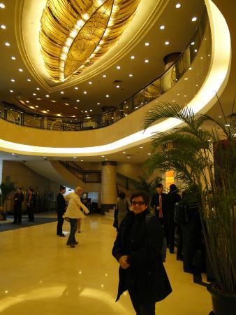 The Bund Hotel: lobby