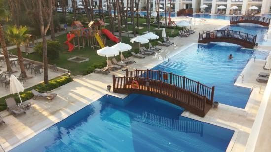 Cornelia Diamond Golf Resort Spa Belek Serik Antalya Turkey