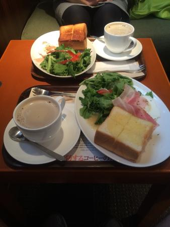Ueshima Coffee Shop Seijo