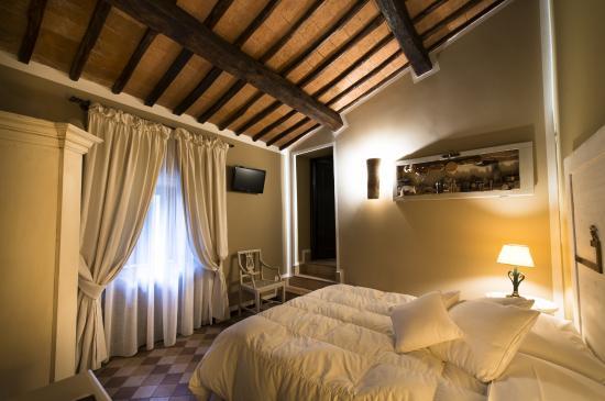 Relais Borgo San Faustino: standard