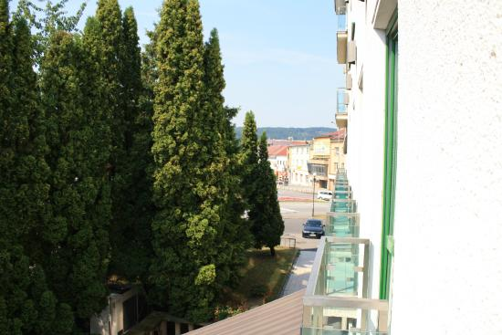Hotel Polana: View from the windows