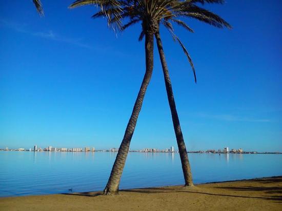 Camping Caravaning La Manga: Playa