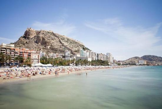 Hotel Gravina Cinco, hoteles en Alicante