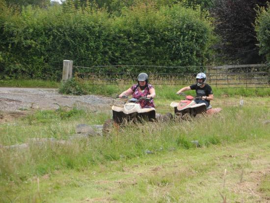 Exeter Segway Smiles Devon : Training area